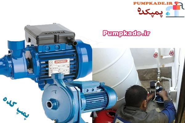 خدمات پمپ آب در ملارد
