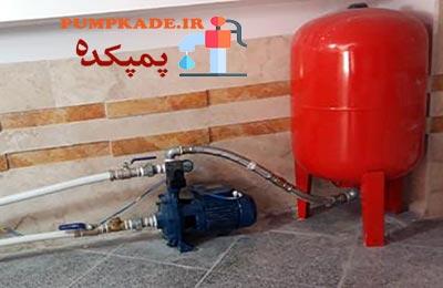 سرویس پمپ آب در بلوار ارم