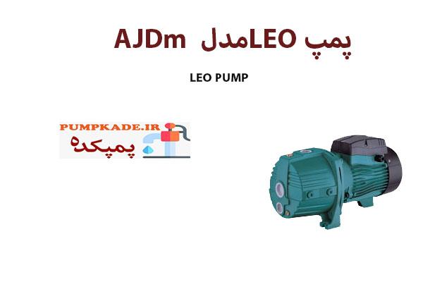 پمپ لیو مدل AJDm پمپ لیو مدل AJDm برای برداشت آب از چاه های تا عمق حداکثر40 متر ، تامین آب ساختمان های مسکونی ، صنایع و کشاورزی در متراژهای کوچک برداشت آب از چاه های با قط 4 اینچ و بیشتر بسیار کاربرد دارد و مورد استفاده قرار می گیرد .